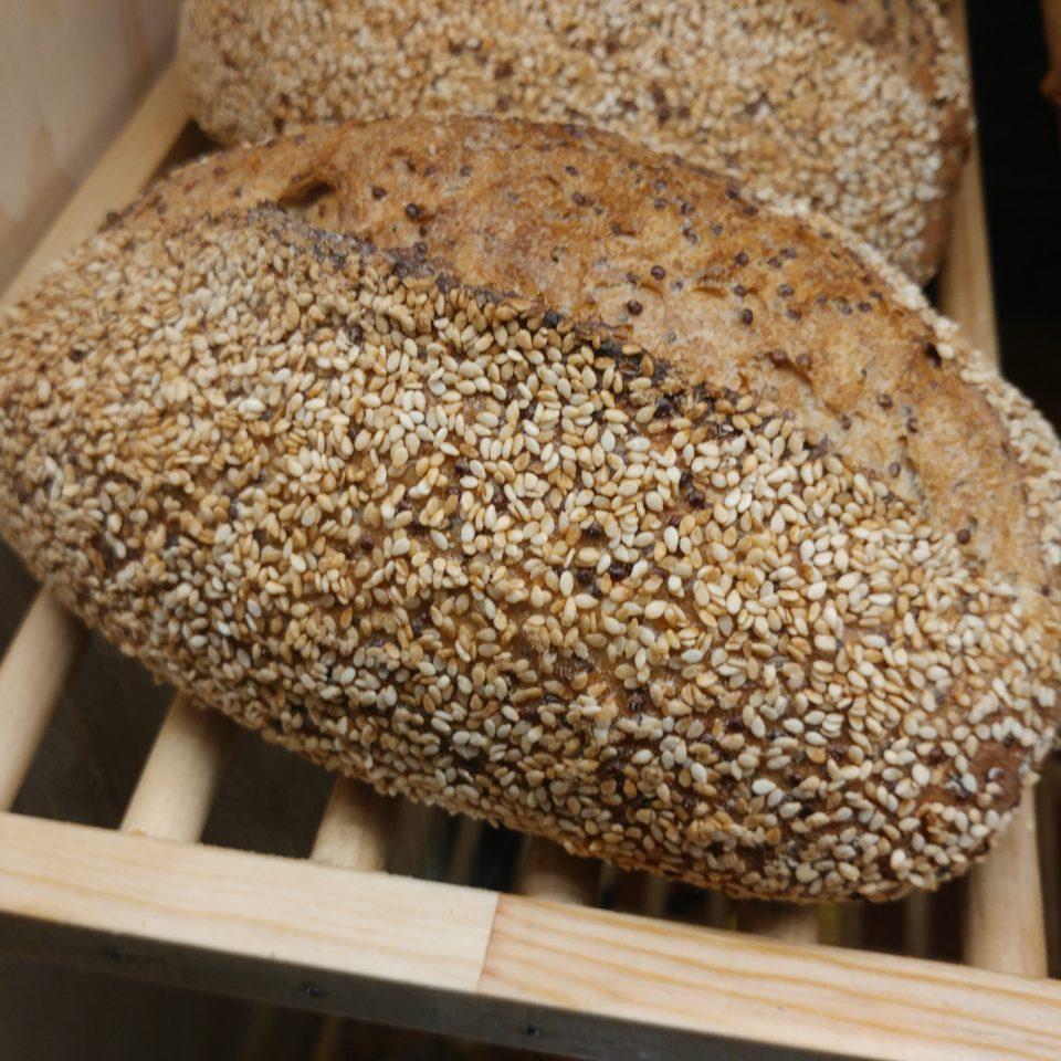 Portefeuille quinoa & sésame
